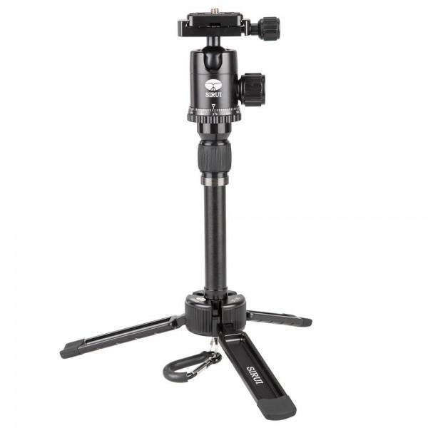 Sirui 3T-35 Tisch/Videostativ mit Kopf schwarz