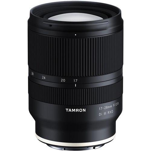 Tamron 17-28mm f/2.8 Di III RXD Objektiv für Sony E