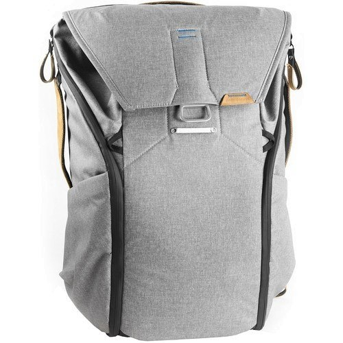 Peak Design Everyday 30L Fotorucksack hellgrau - Frontansicht