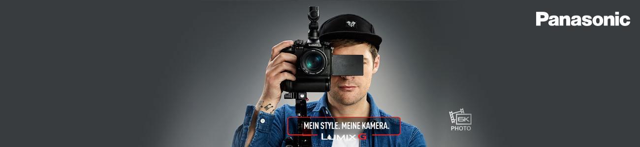 Objektive-Systemkamera-Panasonic