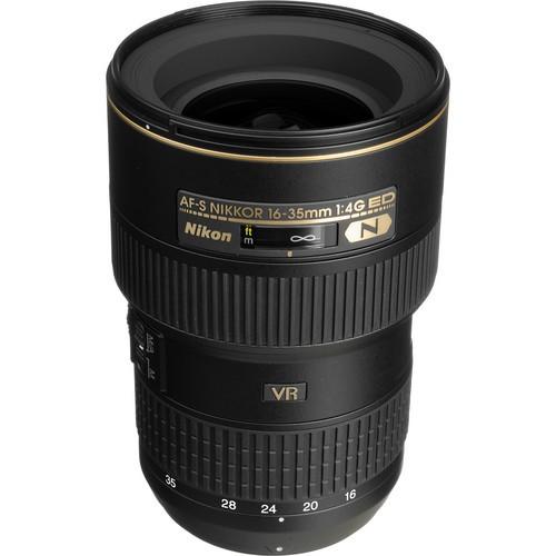 Nikon AF-S Nikkor 16-35mm f4 G ED VR Objektiv