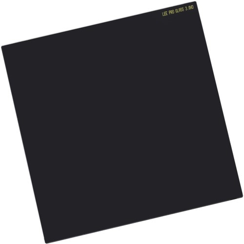 Lee Filters SW150 ProGlass IRND 3.0 Filter (10 Stops) - Frontansicht