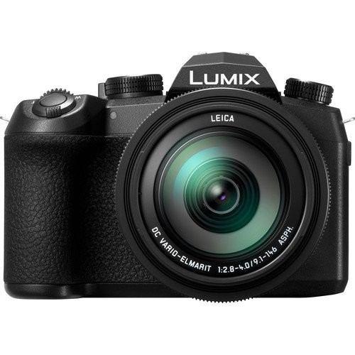 Panasonic Lumix FZ1000 II schwarz - Frontansicht