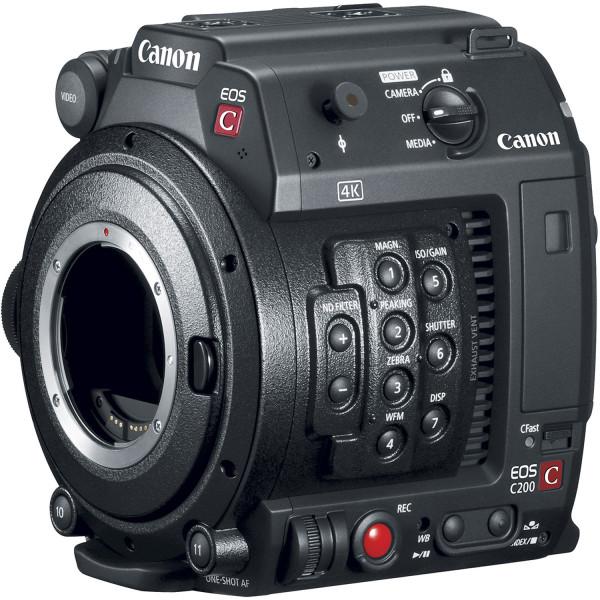 Canon EOS C200 Gehäuse inkl. CFast 128GB