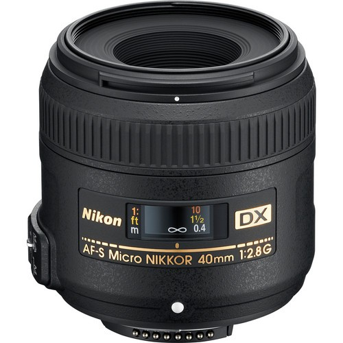 Nikon AF-S DX Micro-Nikkor 40mm f/2.8 G Objektiv
