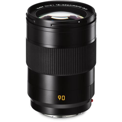Leica APO-Summicron-SL 90mm f/2 ASPH. Objektiv - Frontansicht