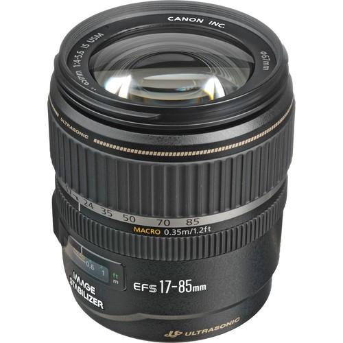 Canon EF-S 17-85mm f/4-5.6 IS USM Objektiv