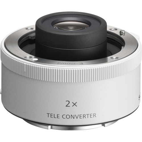 Sony Teleconverter 2x (SEL20TC) - Frontansicht