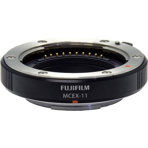 Fujifilm MCEX-11 Makro-Zwischenring - Frontansicht