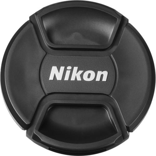 Nikon 82mm Objektivdeckel (LC-82) - Frontansicht