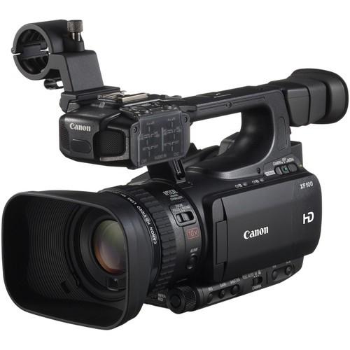 Canon XF100 Professioneller HD Camcorder