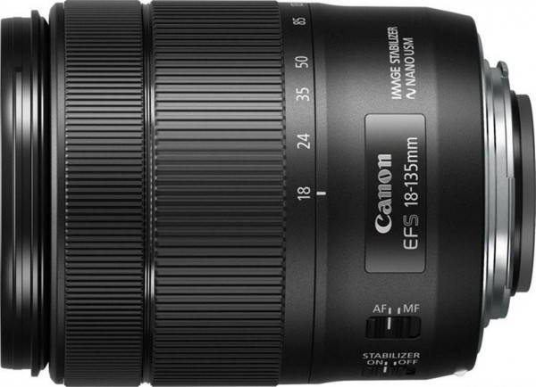 Canon EF-S 18-135mm f/3.5-5.6 IS USM Objektiv