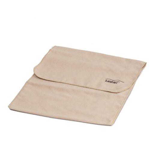 Kalahari Mikrofaser-Schutztasche 3in1 Magic Pocket beige