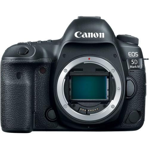 Canon EOS 5D Mark IV - Frontansicht