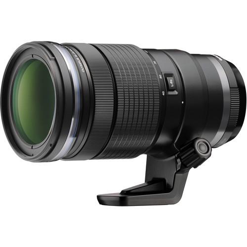 Olympus M.Zuiko Digital ED 40-150mm f/2.8 PRO Objektiv + MC-14 Converter