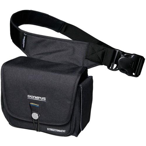 Olympus Streetomatic Tasche (Slingtasche) - Frontansicht