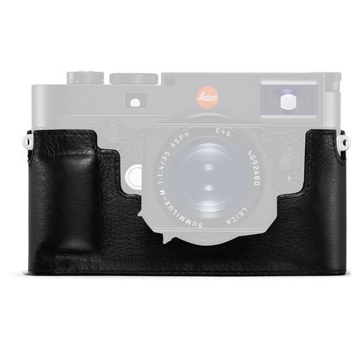 Leica Leder Protektor schwarz für Leica M10