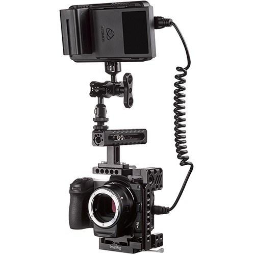 Nikon Z6 Essential Movie Kit - Schrägansicht