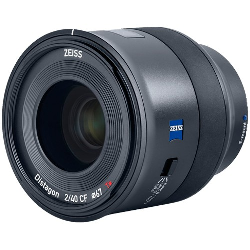 ZEISS Batis 40mm f/2 CF Objektiv für Sony E