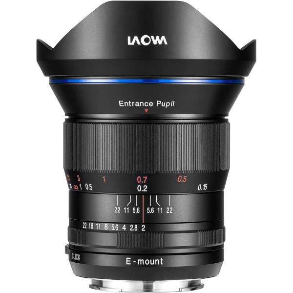 Laowa 15mm f/2,0 FE Zero D für Sony E-Mount