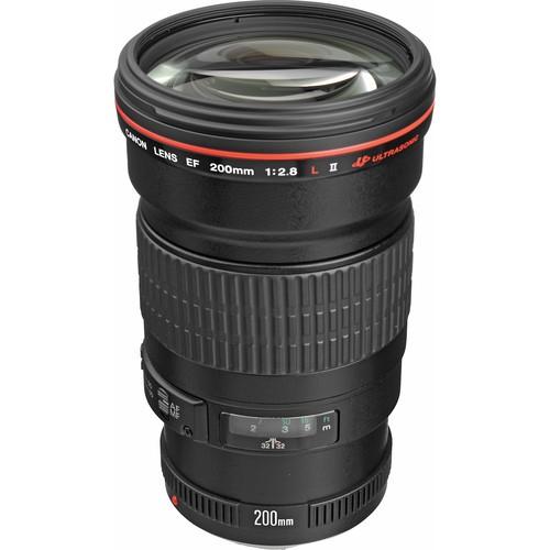 Canon EF 200mm f/2.8 L II USM Objektiv