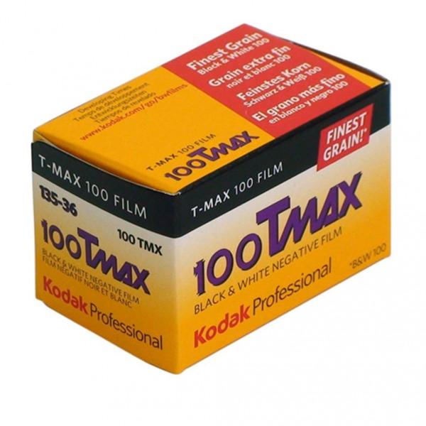 Kodak TMX B&W 100 KB-Film 135-36