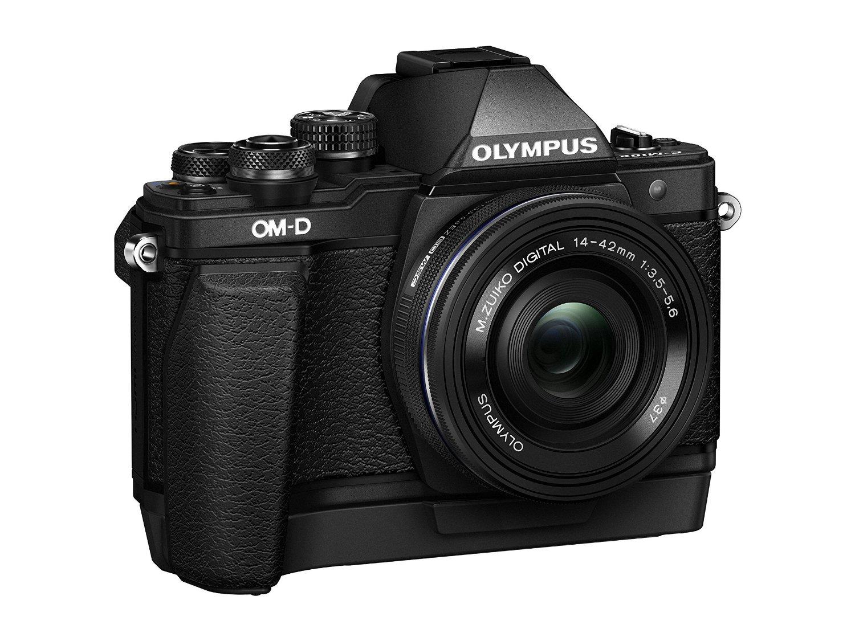 Olympus ECG-3 Handgriff für OM-D E-M10 Mark II   KÜCHER