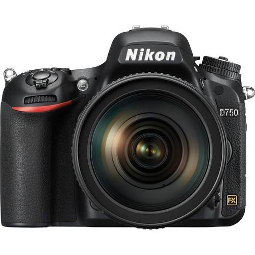 Nikon D750 Kit mit 24-120mm Objektiv