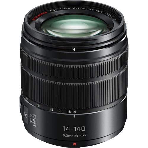 Panasonic Lumix G Vario 14-140mm f/3.5-5.6 ASPH. Power O.I.S. Objektiv