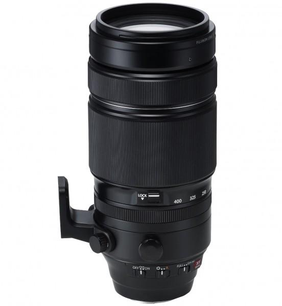 Fujifilm XF 100-400mm f/4.5-5.6 LM O.I.S. WR Objektiv inkl. Teleconverter 1.4
