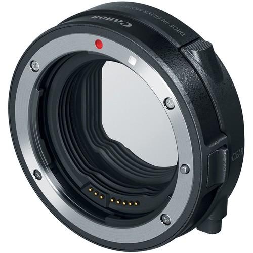 Canon EF - EOS R Bajonettadapter - Frontansicht