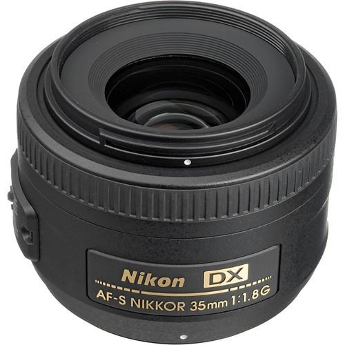 Nikon AF-S DX 35mm f/1.8 G Objektiv
