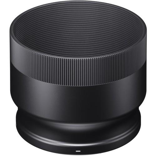 Sigma Gegenlichtblende 770-04 für 100-400mm Contemporary - Frontansicht