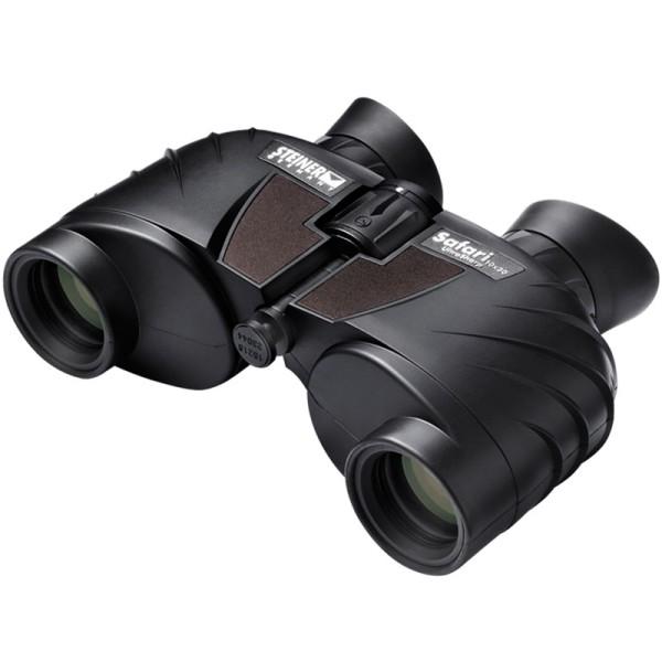 Steiner Safari 10x30 Ultrasharp Fernglas - Frontansicht