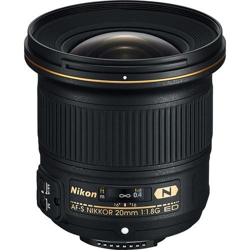 Nikon AF-S Nikkor 20mm f/1.8 G ED Objektiv