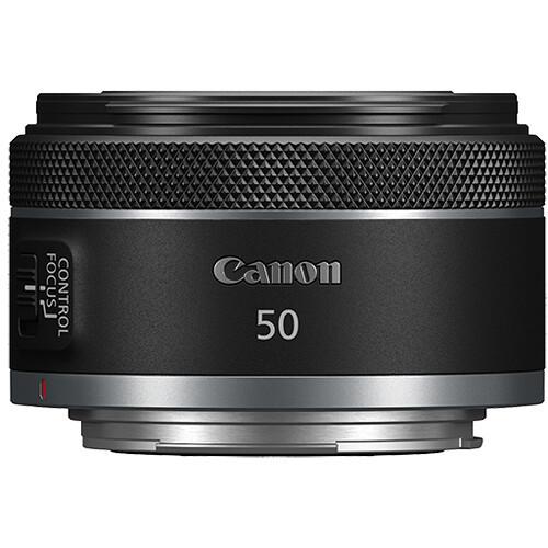 Canon RF 50 f/1,8 STM