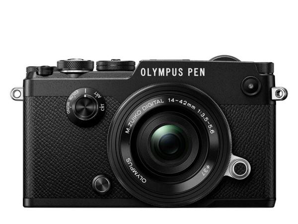 Olympus PEN-F Kit mit 14-42mm EZ Objektiv