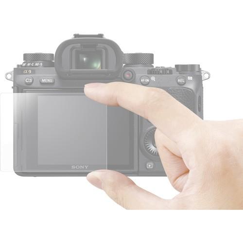 Sony PCK-LG1 Displayschutz - Anwendung