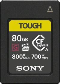Sony CFexpress S 80 GB R800/W700 Typ A