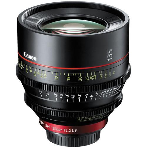 Canon CN-E 135mm T2.2 L F Cine-Objektiv