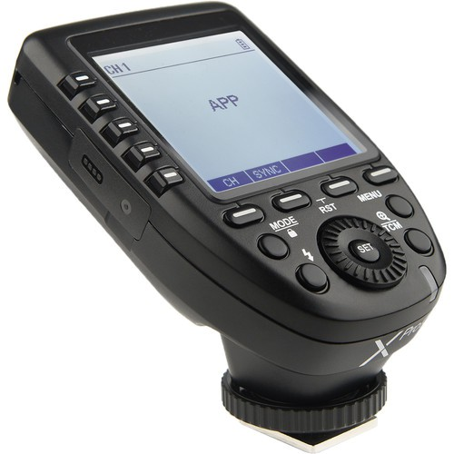 Godox XProF TTL Wireless Blitzauslöser - Schrägansicht