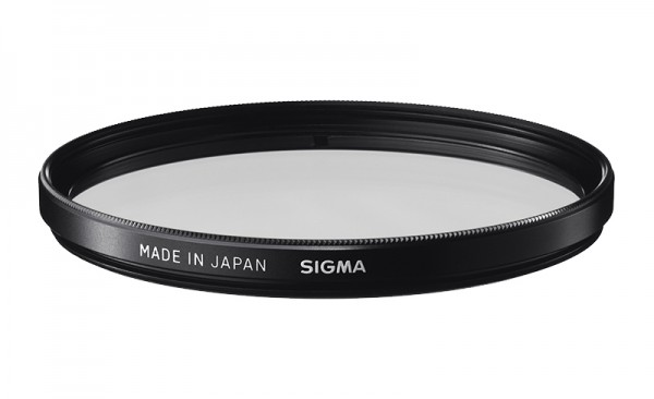Sigma UV WR 86mm Filter - Frontansicht