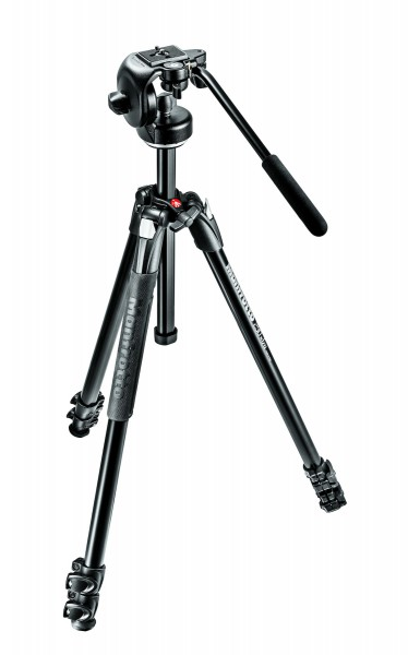 Manfrotto MK290XTA3-2W Set mit 128RC 2-Wege-Neiger
