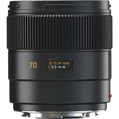 Leica Summarit-S 70mm f/2.5 ASPH. Objektiv 11055