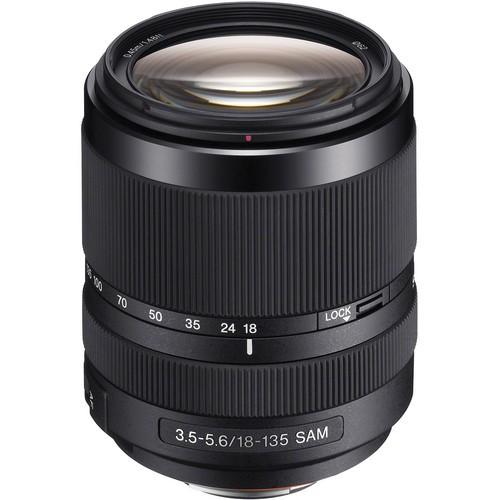 Sony SAL DT 18-135mm f/3.5-5.6 SAM Objektiv
