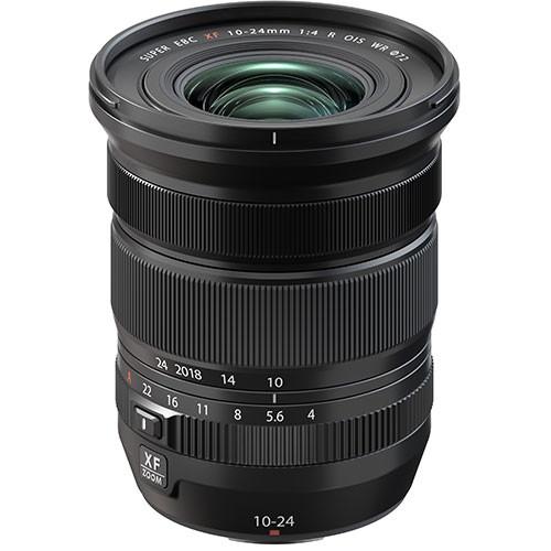 Fujifilm XF 10-24mm f/4.0R O.I.S. WR Objektiv