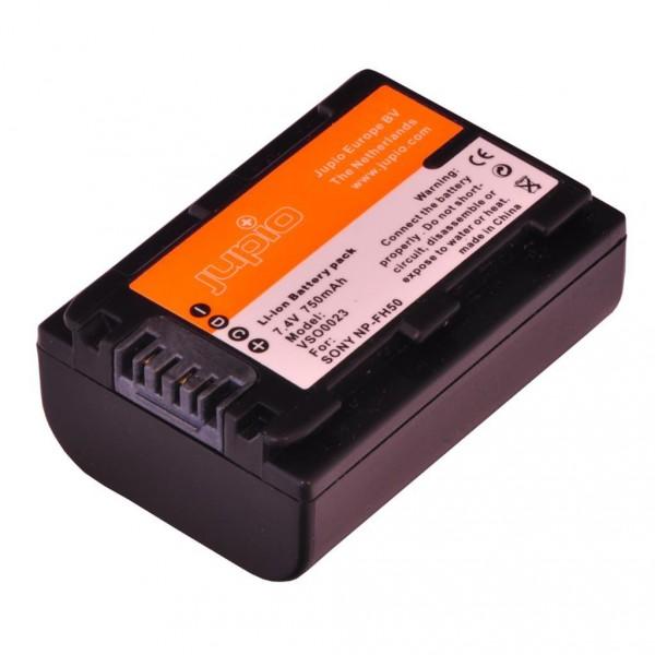 Jupio NP-FH50 Li-Ionen Akku für Sony