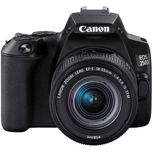 Canon EOS 250D Kit - Frontansicht