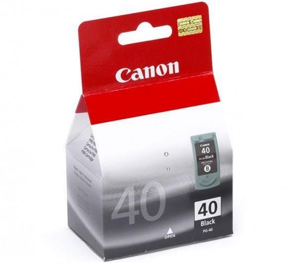 Canon PG-40 Tintenpatrone schwarz