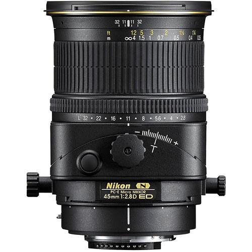 Nikon PC-E Micro-Nikkor 45mm f/2.8D ED Objektiv